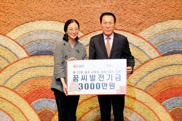 ウォン 3000 万
